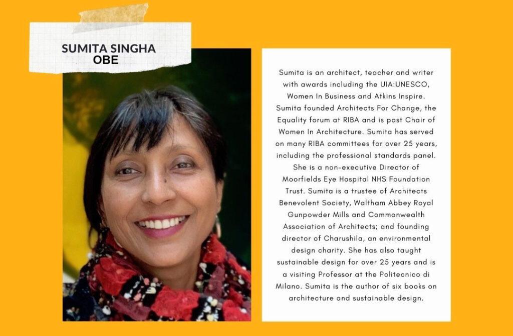 Sumita Singha OBE